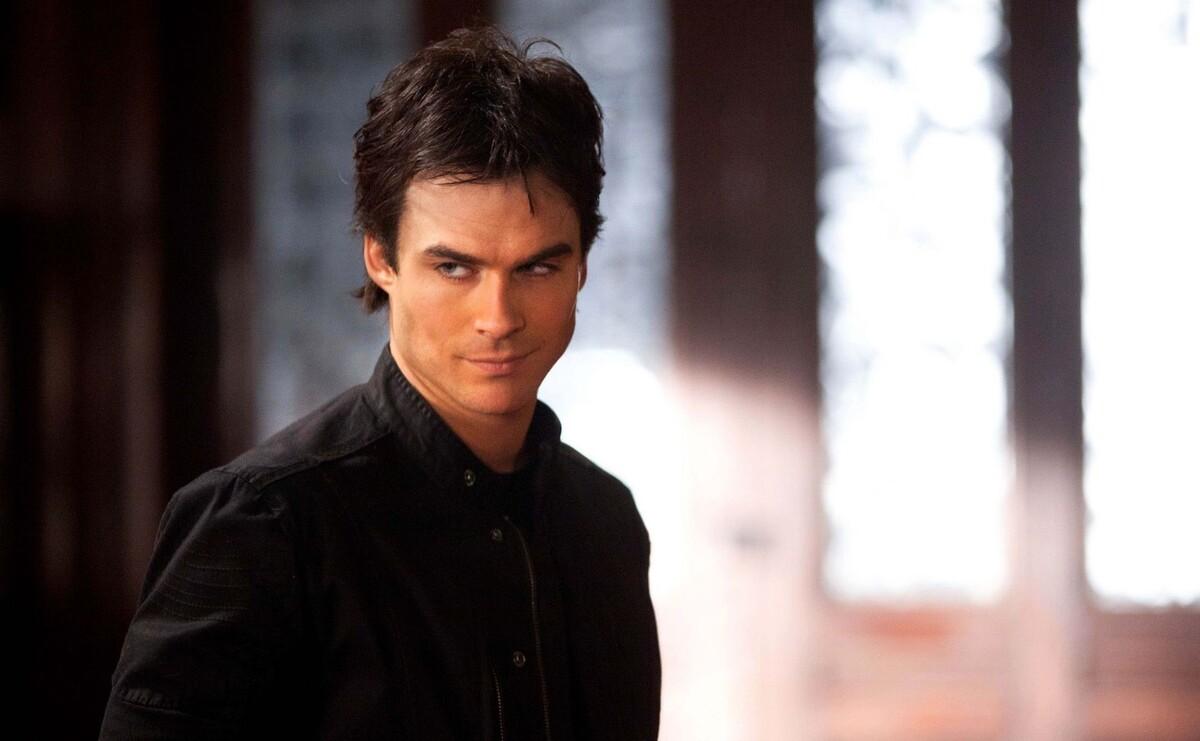 Сценаристы «Дневников вампира» не любили Дэймона: «Мы пытались настроить фанатов против него»
