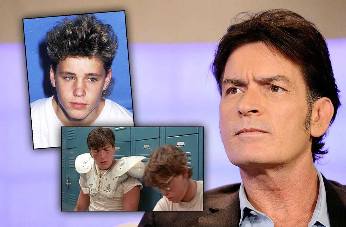 Чарли Шина обвинили в том, что он изнасиловал 13-летнего актера 34 года назад