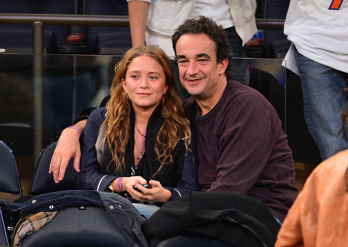 Оливье Саркози хотел жить вместе с бывшей женой и Мэри-Кейт Олсен на карантине