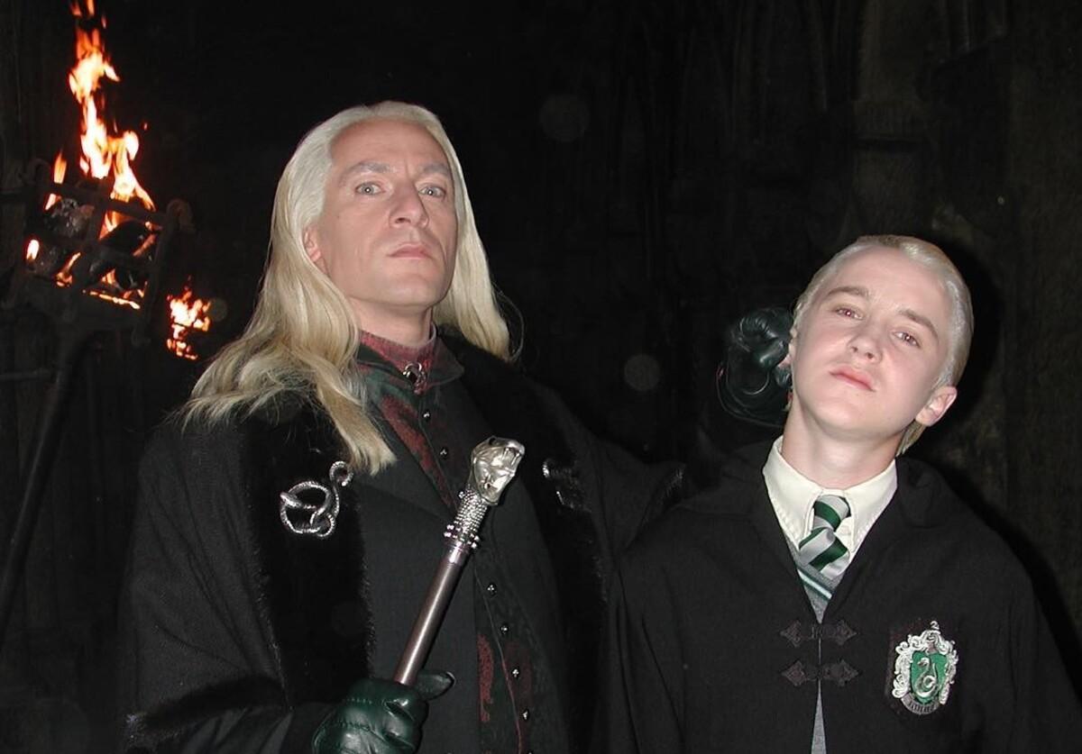 Том Фелтон и Джейсон Айзекс повеселили фанатов «Гарри Поттера»: «Позвонил Малфою-старшему»