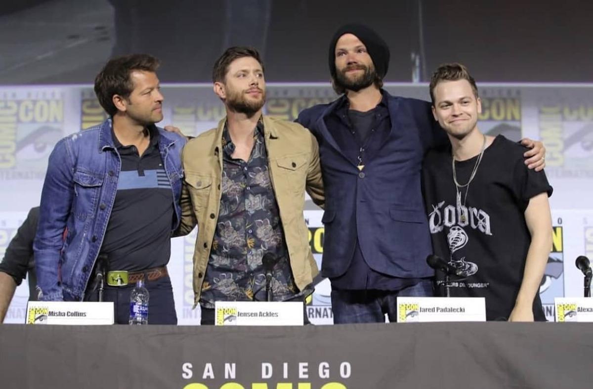 Конец эпохи: звездам «Сверхъестественного» на Comic-Con 2019 аплодировали стоя