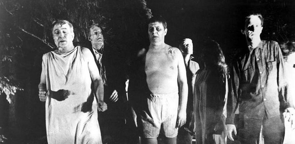 Прародитель зомби-хорроров «Ночь живых мертвецов» станет мультиком