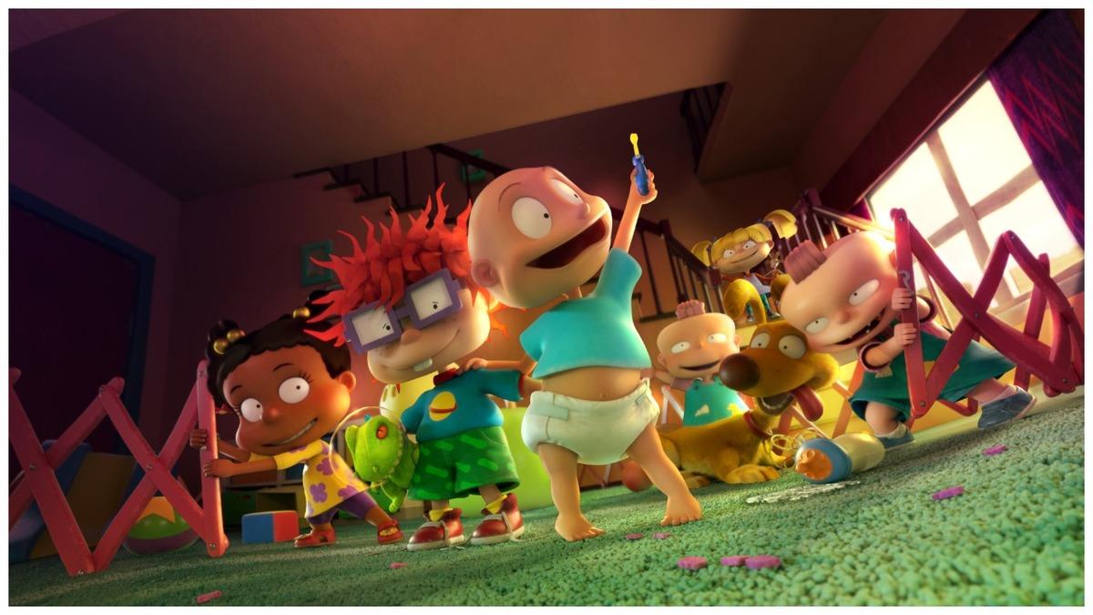 Paramount+ возобновит мультсериал «Ох уж эти детки!»