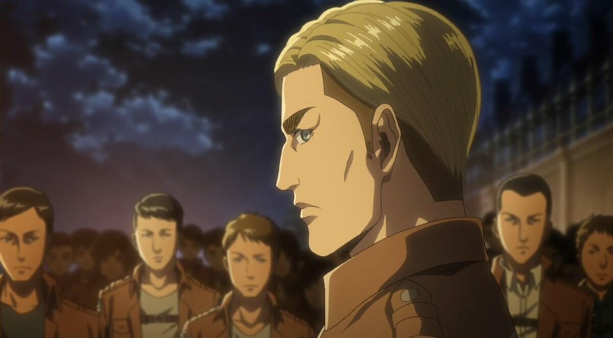 Тест: какой персонаж аниме «Атака на титанов» - твой идеальный парень?