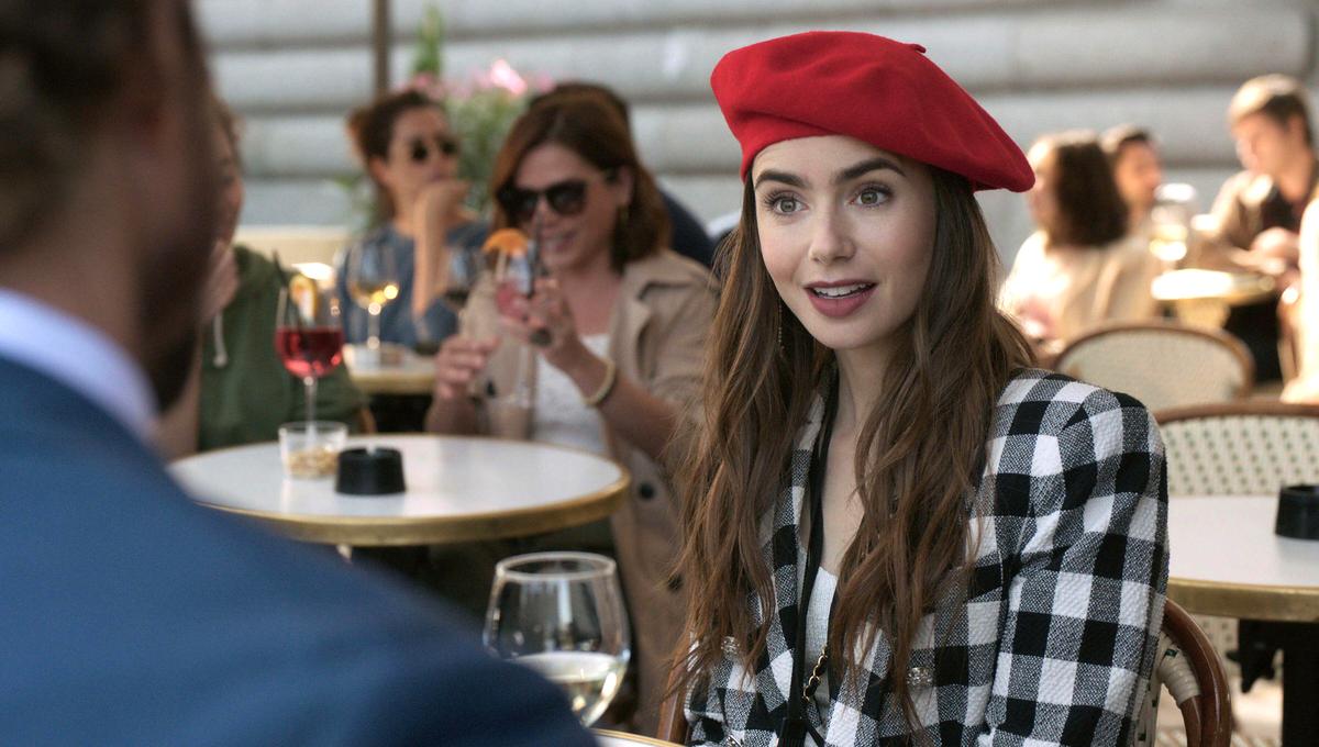 5 причин посмотреть «Эмили в Париже» и влюбиться в мужчину-француза