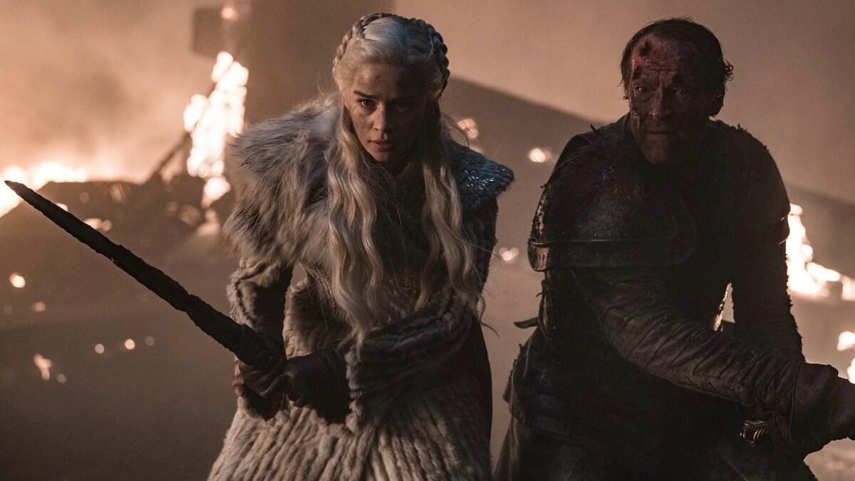 «Битва за Винтерфелл»: в Сети появились удаленные сцены 8 сезона «Игры престолов»