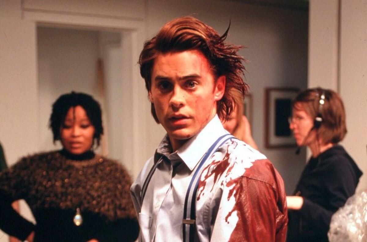 Кристиан Бейл испугал Джареда Лето на съемках фильма «Американский психопат»