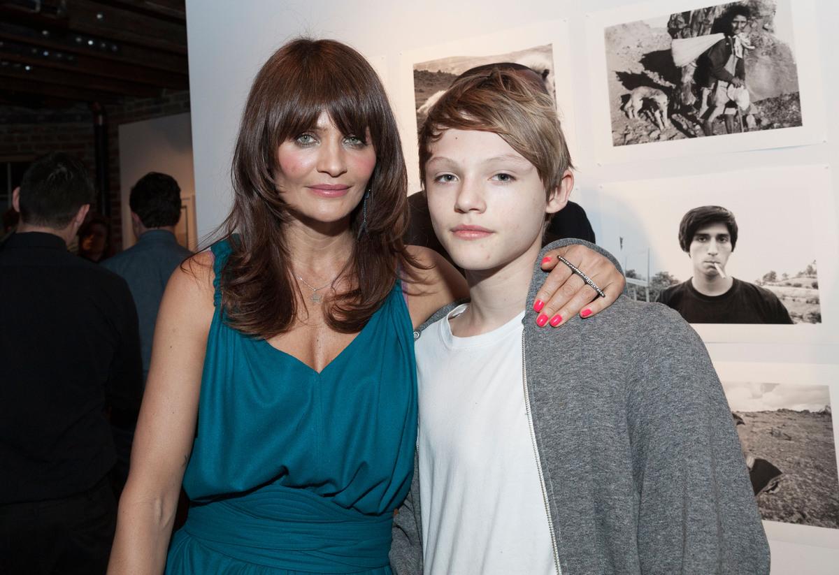 Сын Нормана Ридуса снялся для Victoria's Secret в честь Дня матери