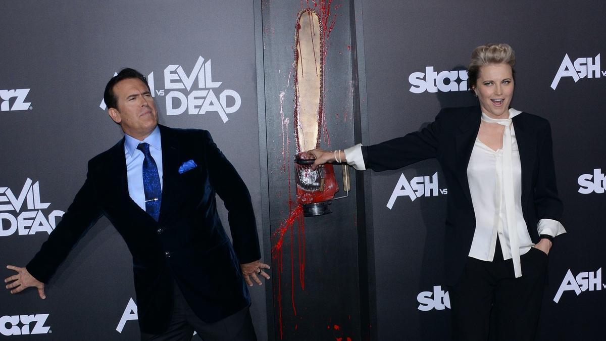 30 лет спустя: стартовали съемки четвертой части Evil Dead