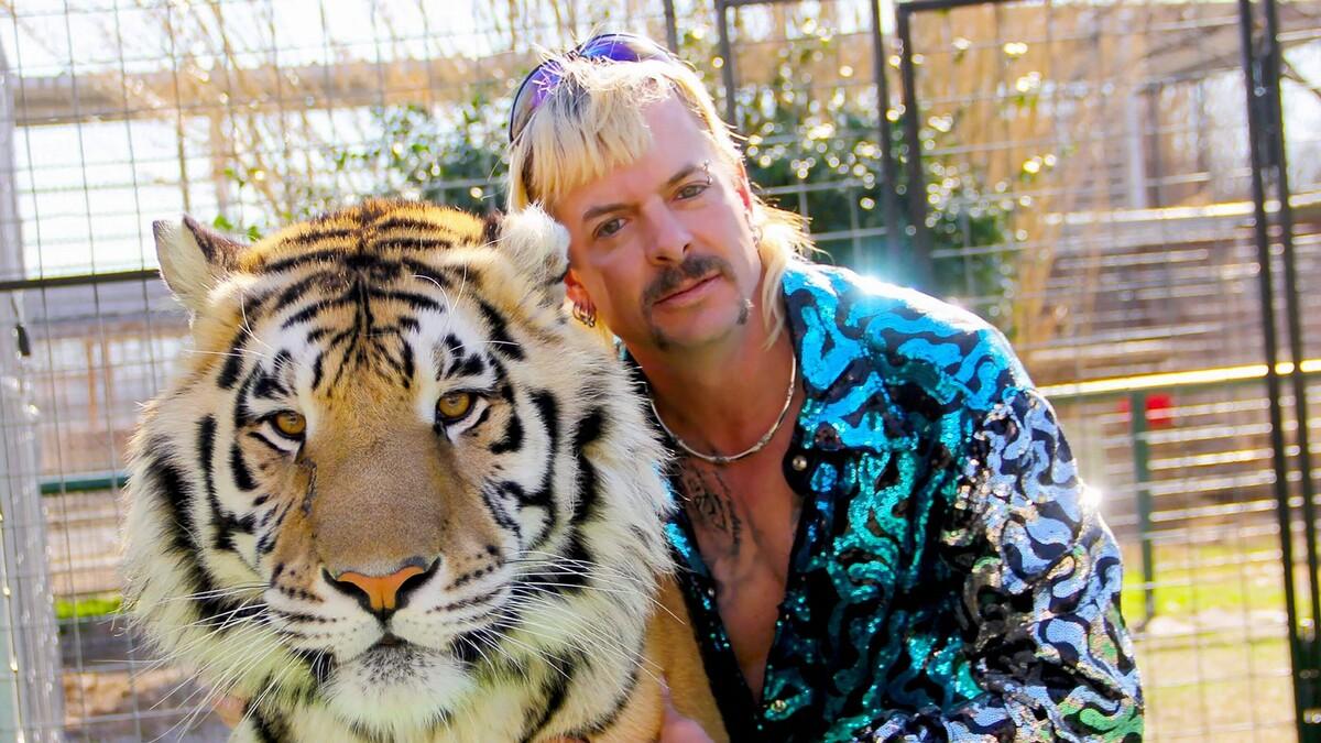 Netflix вернет на экраны трэш-документалку «Король тигров»
