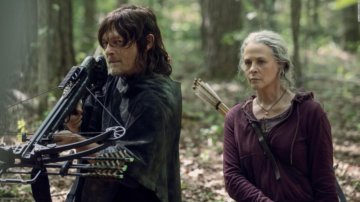 AMC показал тизер бонусных серий «Ходячих мертвецов», а также ряд новых кадров