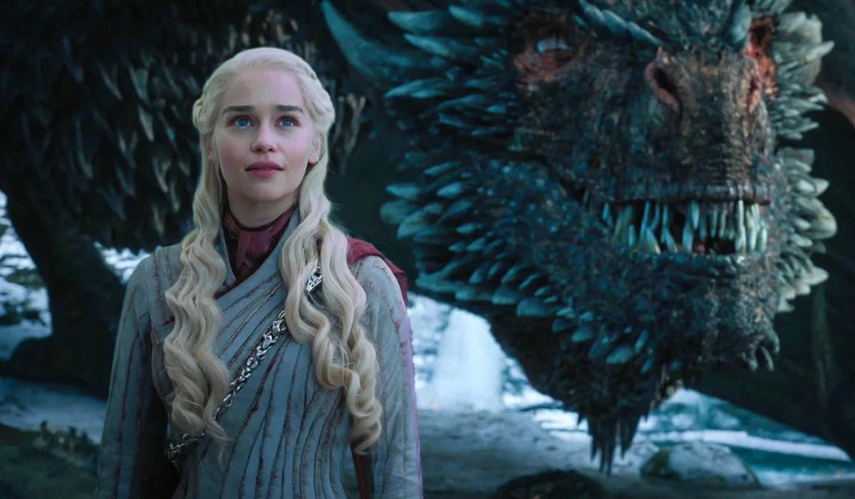 Фаберже выпустит драконье яйцо Дейнерис Таргариен за 2,2 миллиона