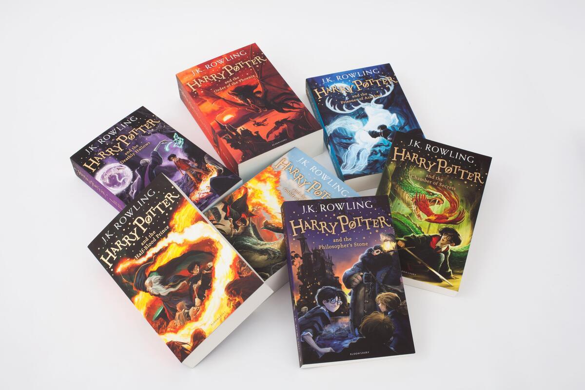 Уизли или Дамблдор? Тест по цитатам из книг о «Гарри Поттере»