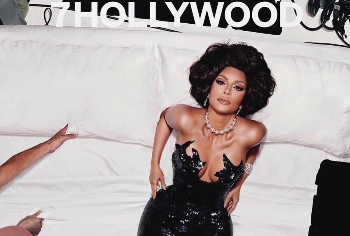 Ким Кардашьян раскритиковали за блэкфейс в новой фотосессии: «Люди быстро находят во всем негатив»