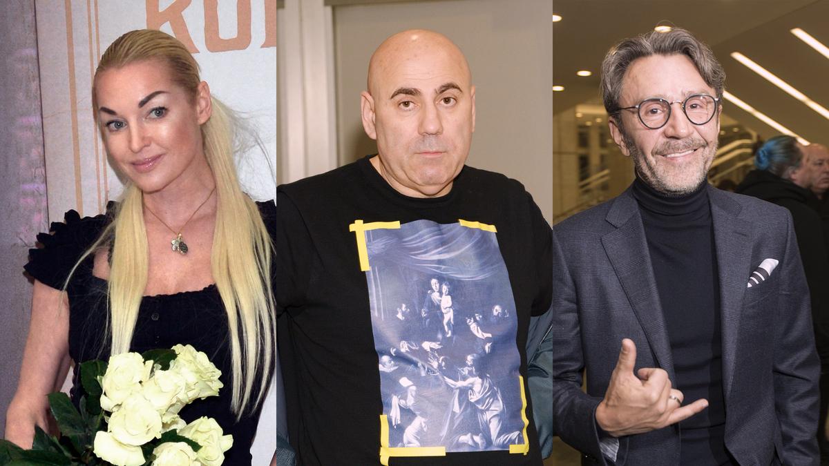 Волочкова уверена, что Пригожин и Шнуров «косят» под нее