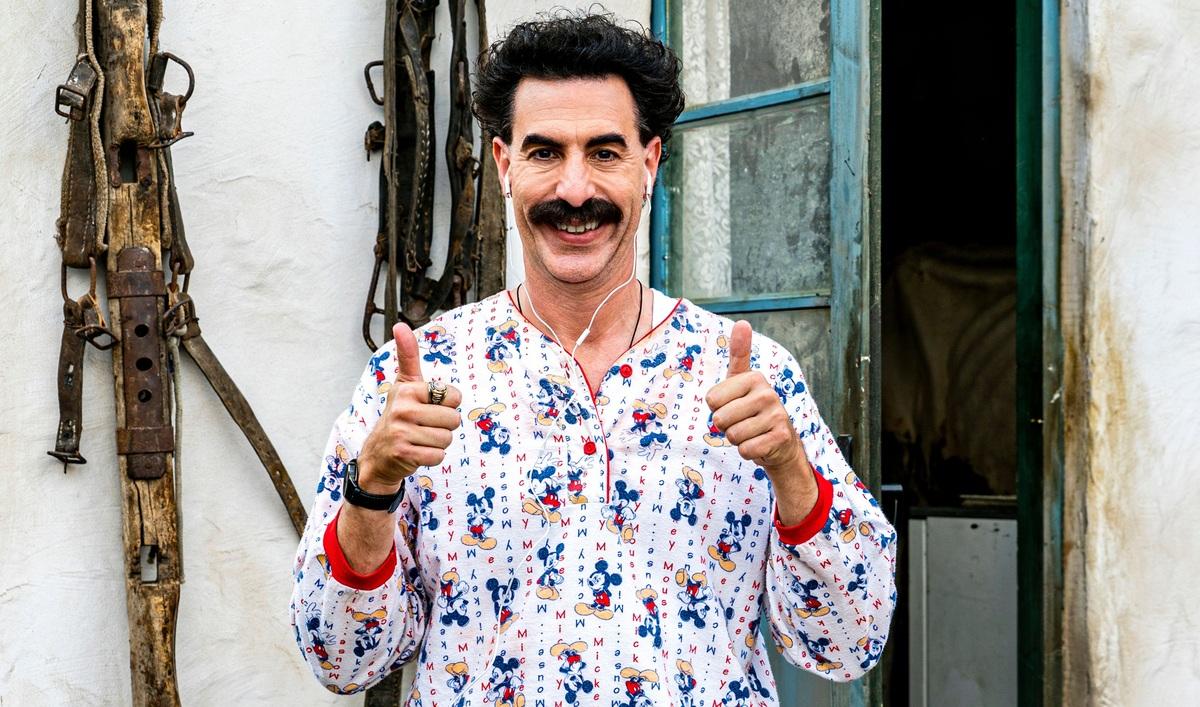 Ничего смешного: Саша Барон Коэн подал в суд на производителей каннабиса