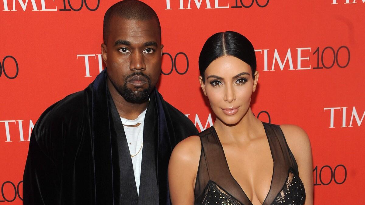 Не Джоли-Питт: Ким Кардашьян поддерживает Канье Уэста после развода