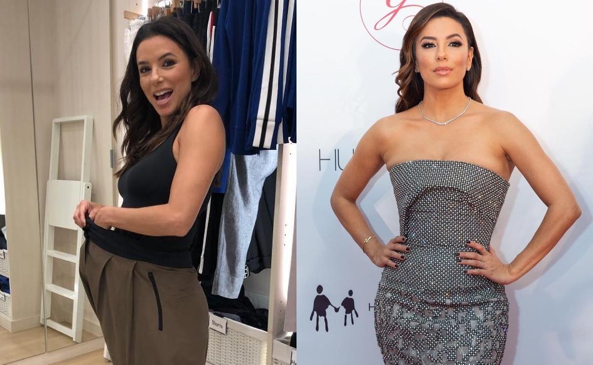 До и после похудения: Ева Лонгория восхитила фанатов стройной фигурой