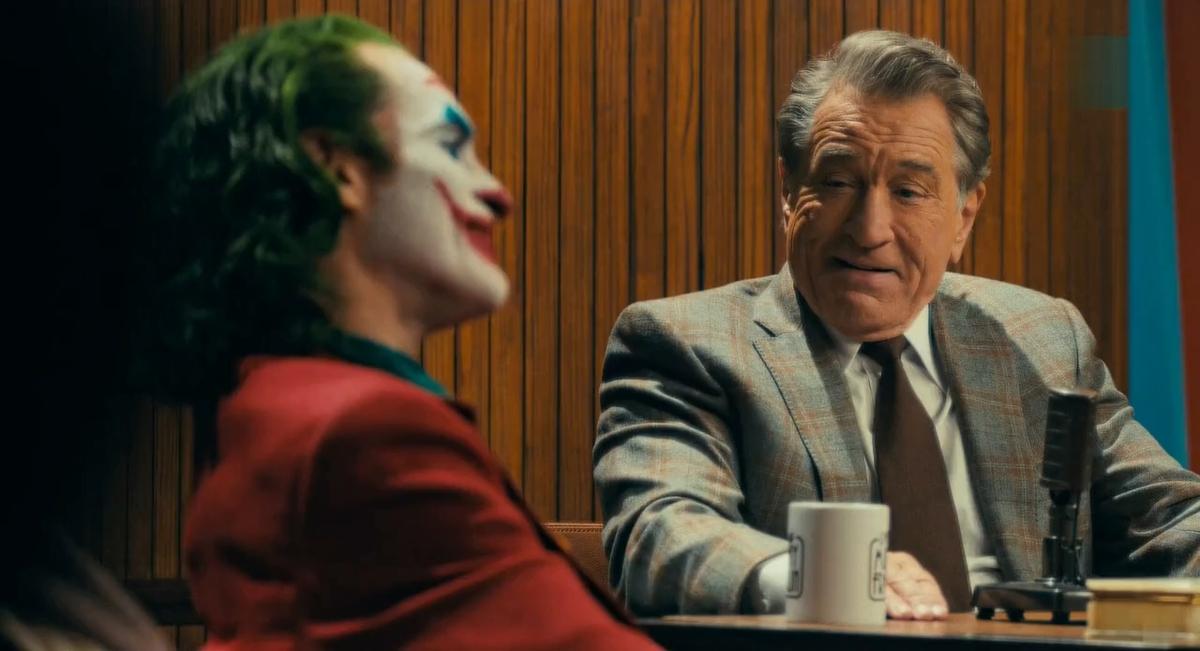 Хоакин Феникс рассказал о конфликте с Робертом Де Ниро на съемках «Джокера»