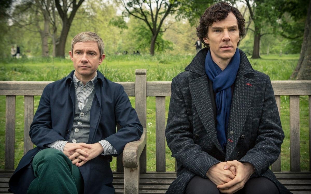 Мартин Фримен рассказал, при каком условии вернется в сериал «Шерлок»