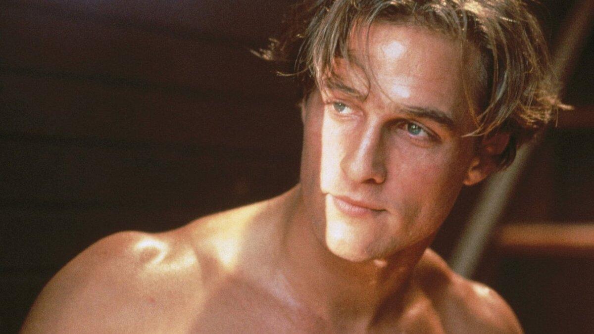 Мэттью Макконахи прояснил слух о своем отказе от роли Джека в «Титанике»