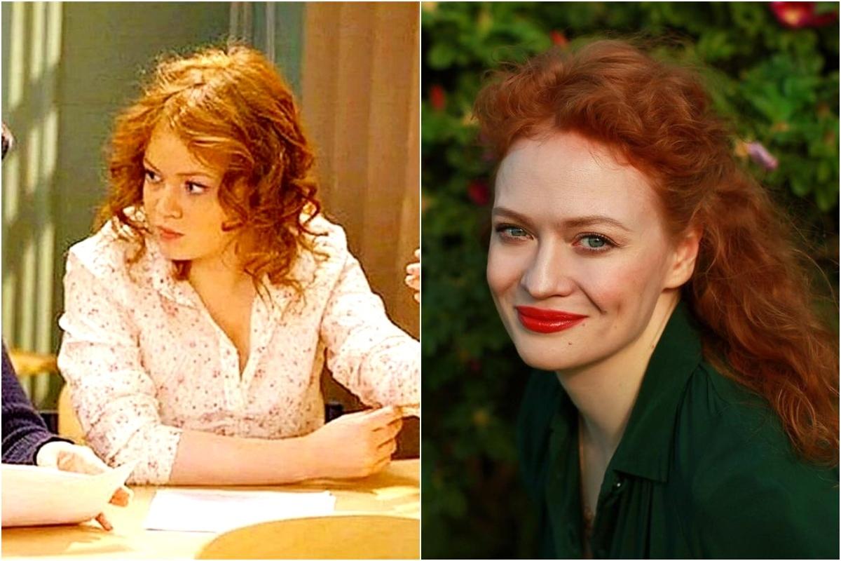 До и после: 5 российских актрис, с возрастом ставших настоящими красавицами