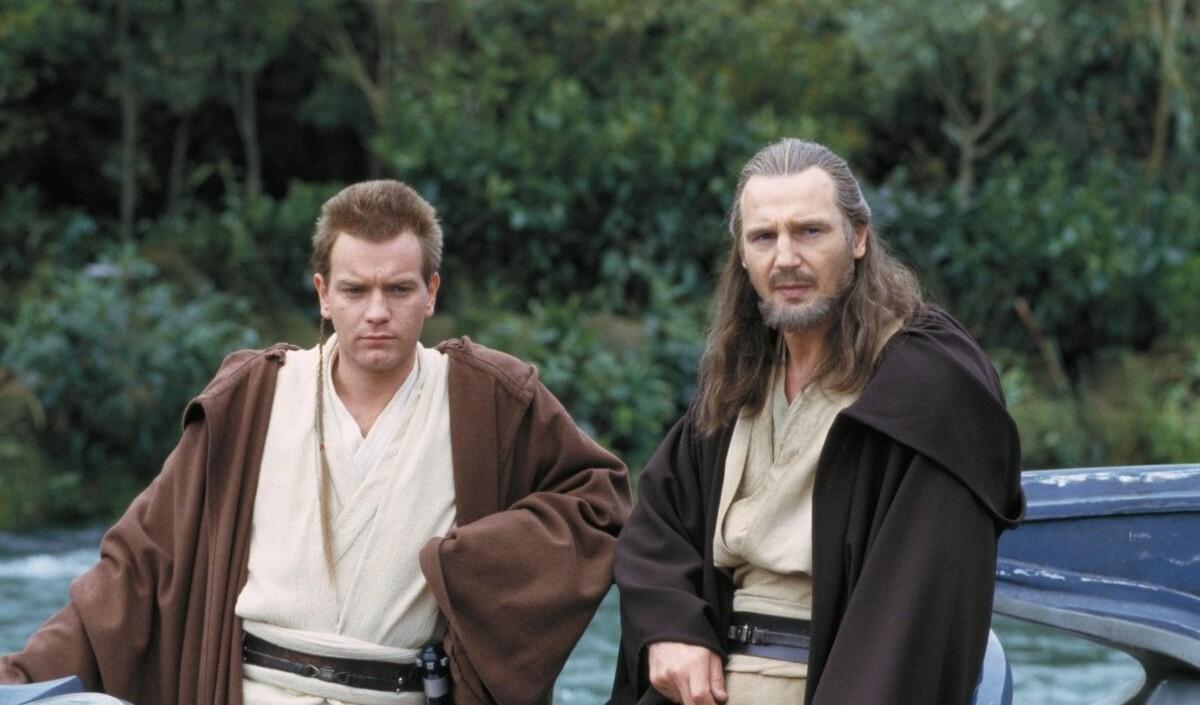 Лиам Нисон ответил, ждать ли возвращения Квай-Гон Джинна в «Мандалорце»