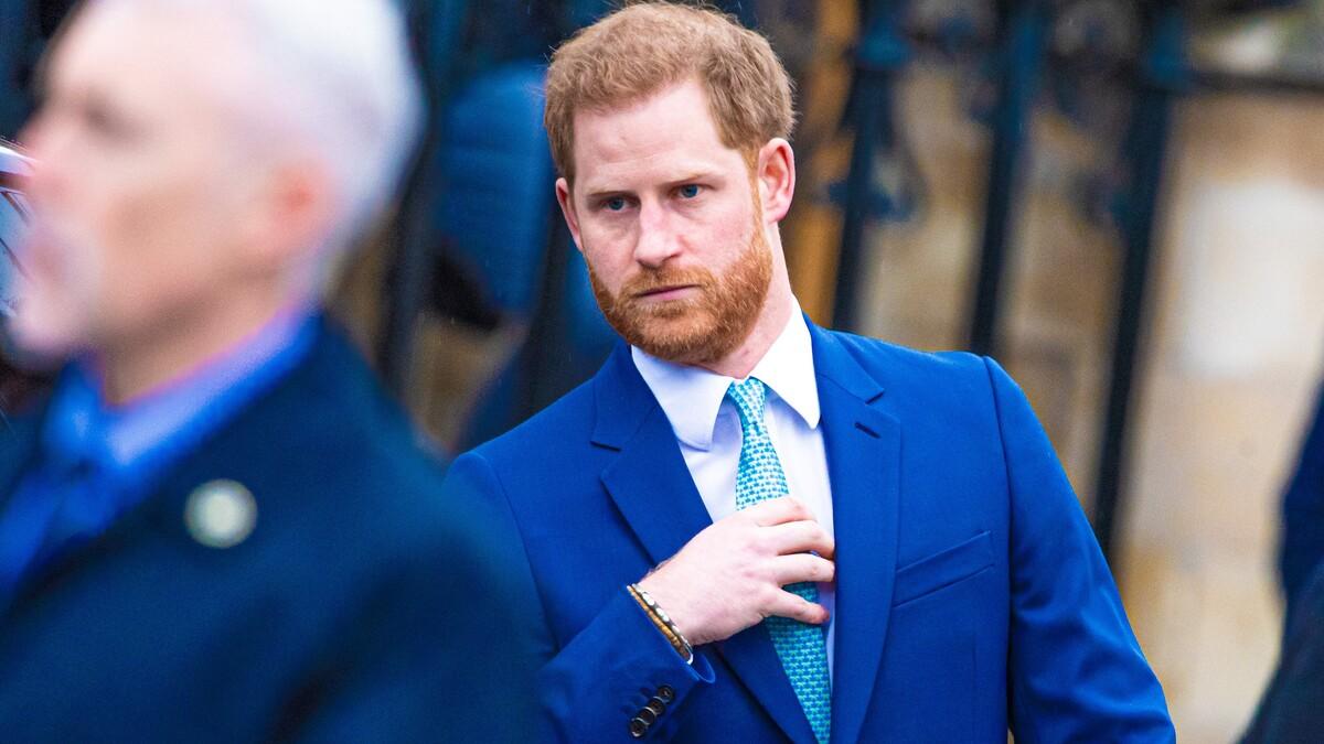 «Знай свое место»: британцы «унизили» принца Гарри