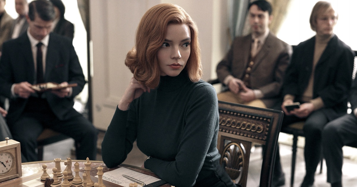 Пошла против Netflix: советскую шахматистку оскорбил сериал «Ход королевы»