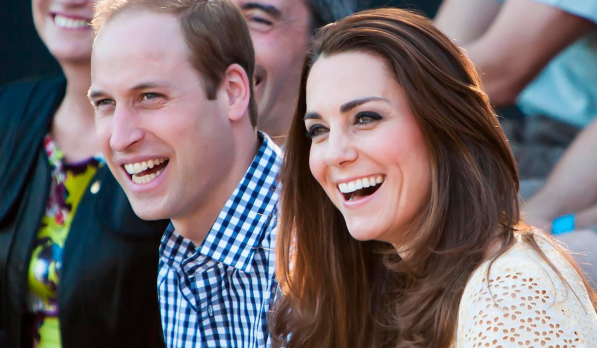 На свадьбе принца Уильяма и Кейт Миддлтон произошел забавный случай с тортом