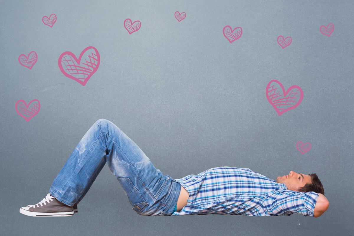 Тест: ответьте на 8 вопросов, и мы скажем, что на самом деле думает о вас ваш парень
