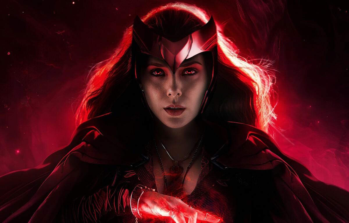 Элизабет Олсен прокомментировала спекуляции о том, что Алая Ведьма станет злодейкой