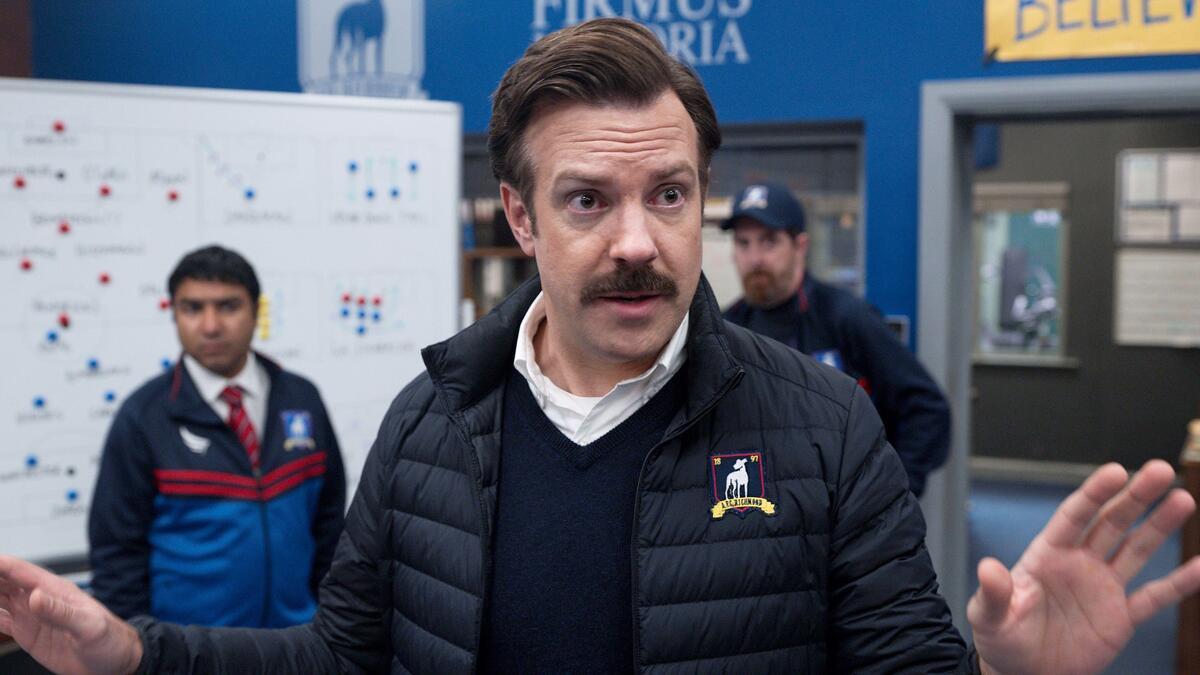 Создатели сериала «Тед Лассо» показали дебютный трейлер 2 сезона