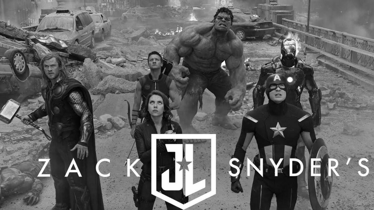 Фанаты Marvel показали трейлер «Мстителей», если бы над ним работал Зак Снайдер