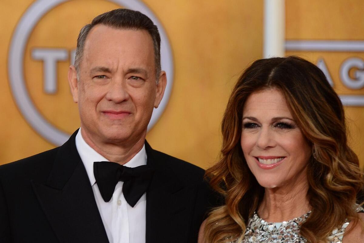 Том Хэнкс с женой Ритой Уилсон заразились коронавирусом
