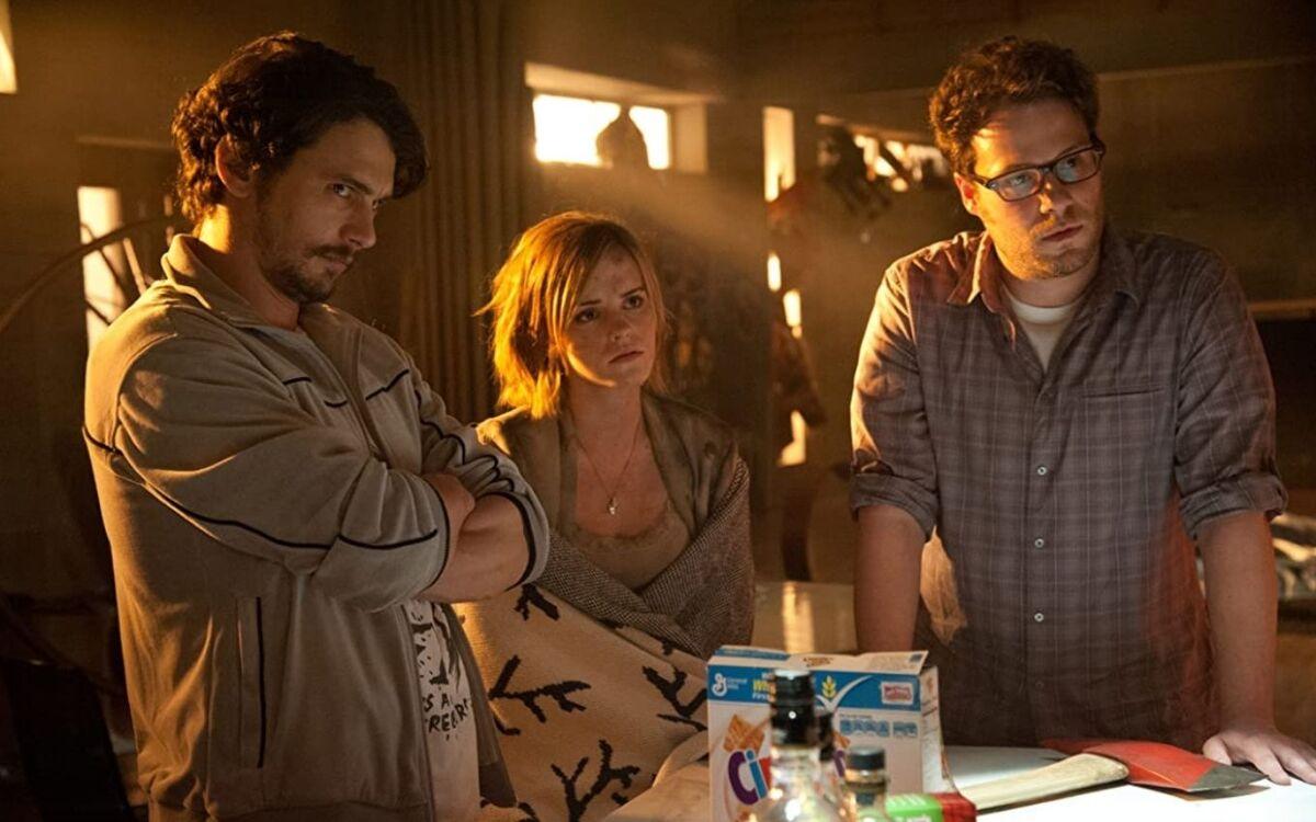 Сет Роген подтвердил инцидент с Эммой Уотсон во время съемок «Конца света 2013: Апокалипсис по-голливудски»
