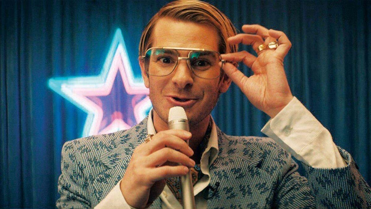 Эндрю Гарфилд превращается в эпатажную интернет-звезду в трейлере комедийной драмы «Мейнстрим»