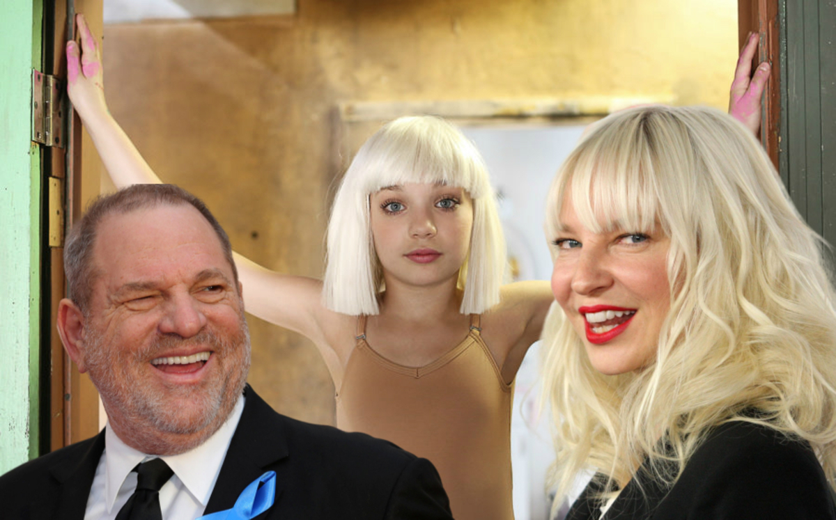 Певица Sia рассказала, как защитила Мэдди Зиглер от Харви Вайнштейна