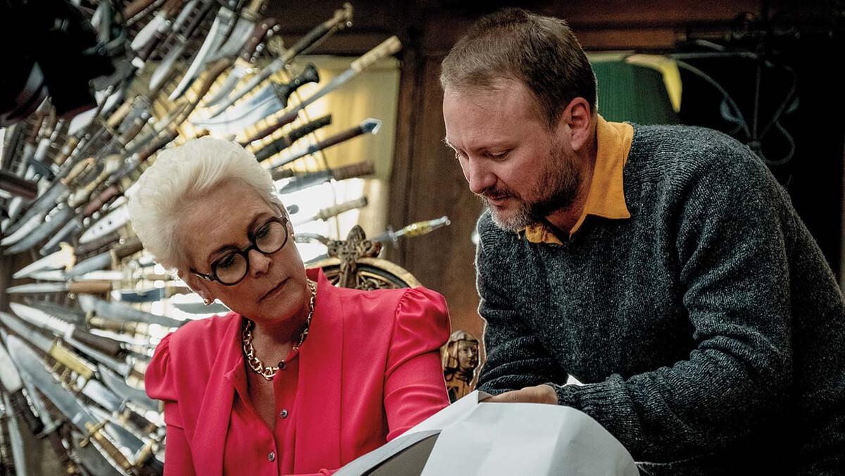 Джейми Ли Кертис опровергла догадку, что в «Достать ножи 2» состоится возвращение семьи Тромби