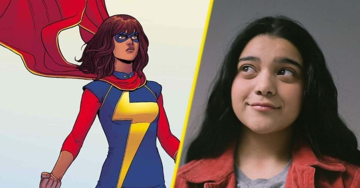 Встречайте новую супергероиню: первые фото со съемок сериала «Мисс Марвел»