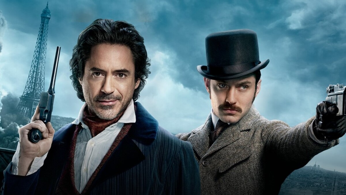 Ориентируясь на Marvel: Роберт Дауни-мл планирует киновселенную по «Шерлоку Холмсу»