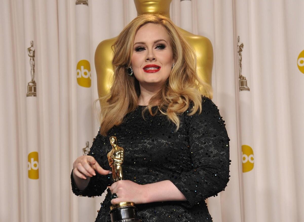 Похудевшую Адель не узнали на afterparty «Оскара» 2020