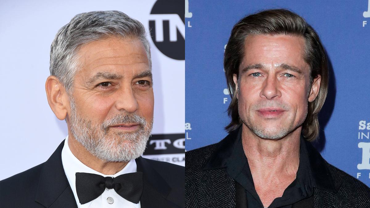 «Золотой» триллер: Apple «отстегнет» Питту и Клуни космический гонорар