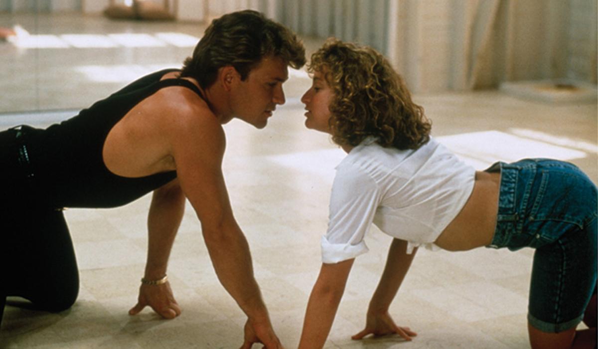 В сети появилось видео проб Патрика Суэйзи и Дженнифер Грей для «Грязных танцев»