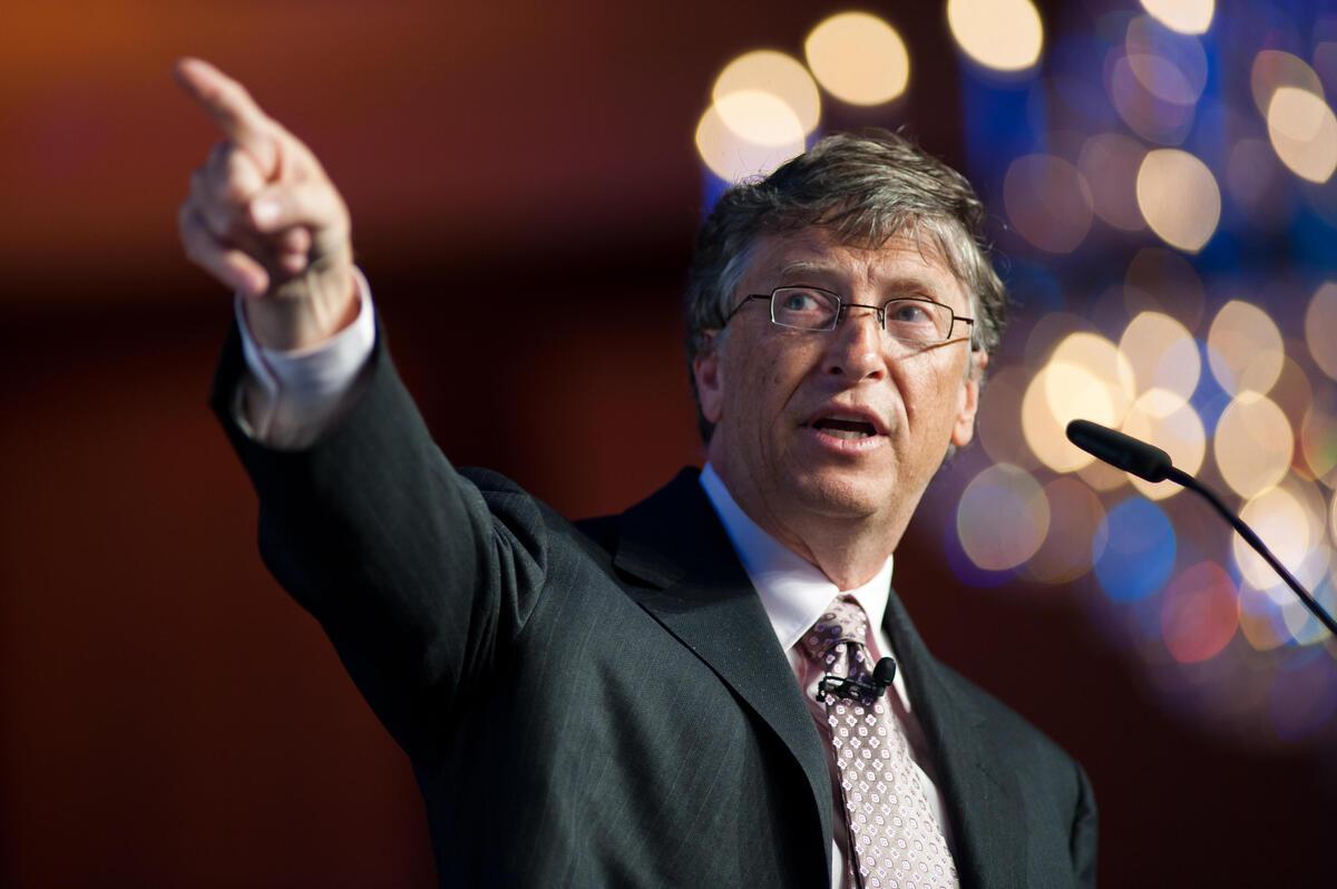 Почему у женщин нет шансов покорить разводящегося Билла Гейтса?