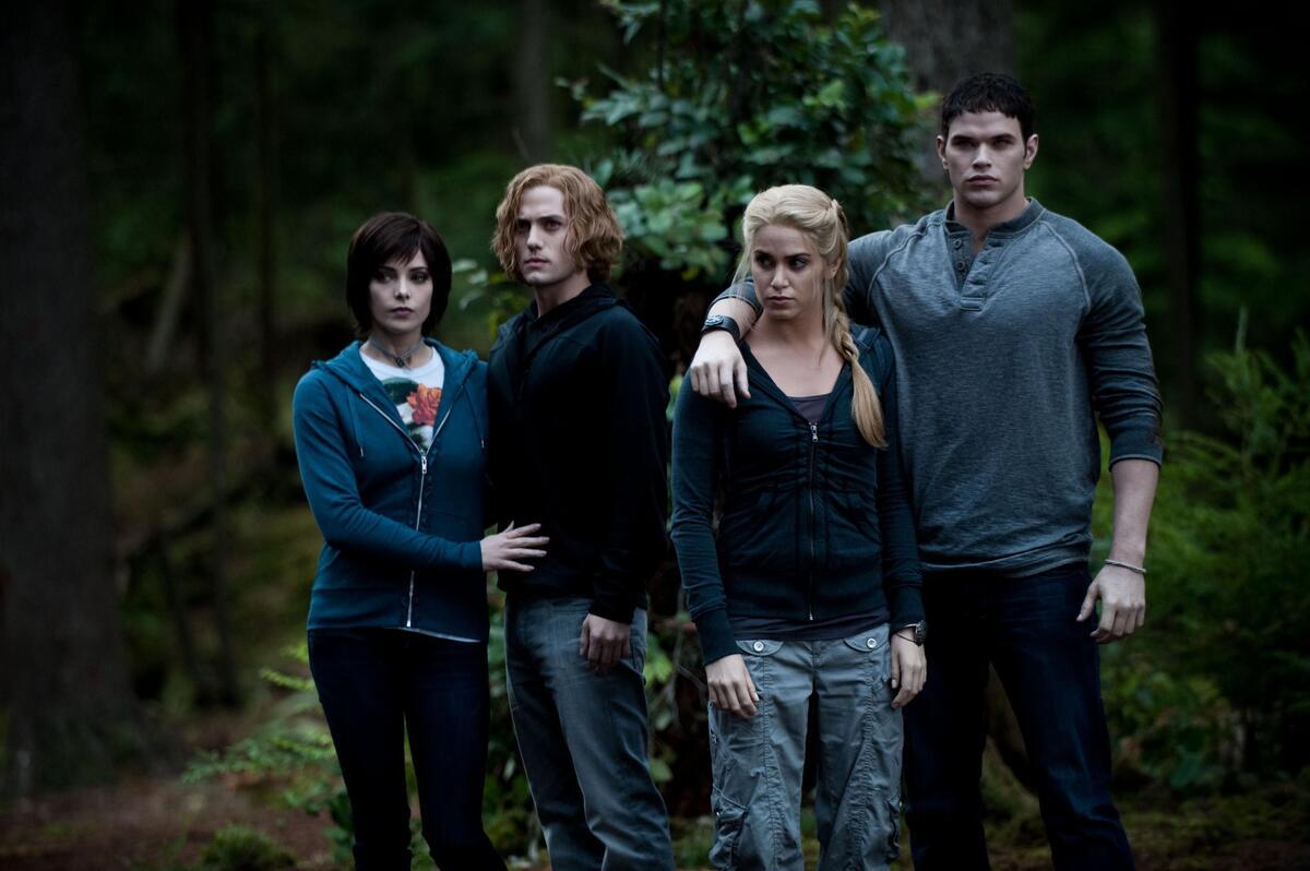 Тест: на какого героя вампирской саги «Сумерки» вы похожи по характеру?