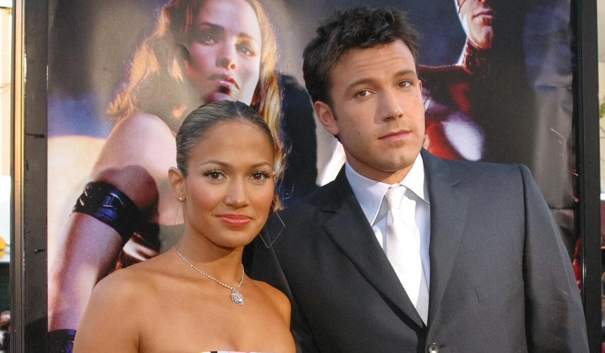 Бен Аффлек восхитился Дженнифер Лопес: «Выглядишь так же, как в 2003»