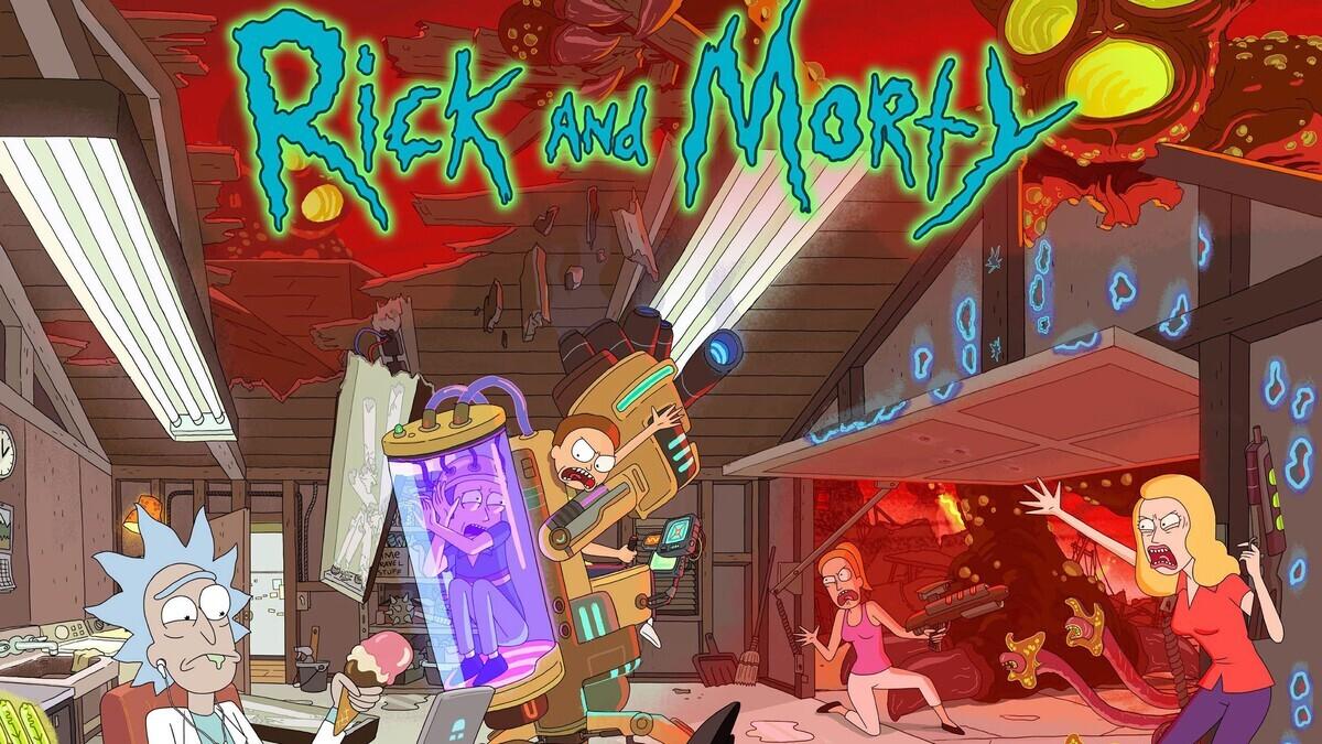 Интрига разрешится? Вышел проморолик 2 серии 5 сезона «Рика и Морти»