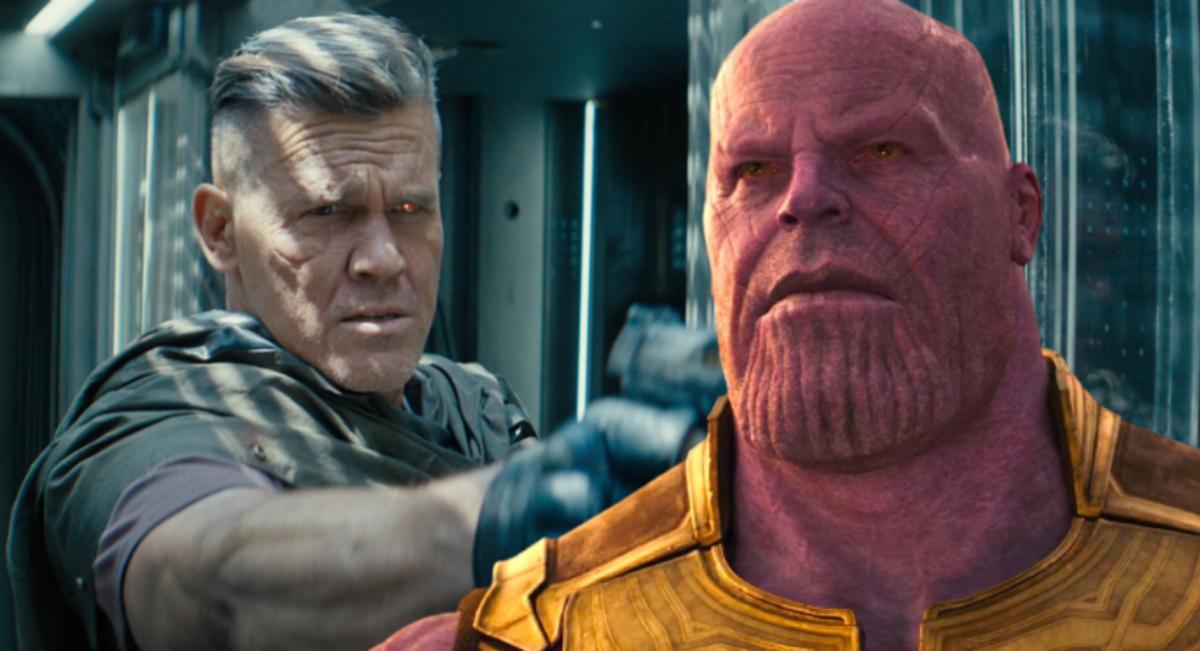 Джош Бролин рассказал, где сниматься было интереснее: в «Мстителях» или «Дэдпуле 2»