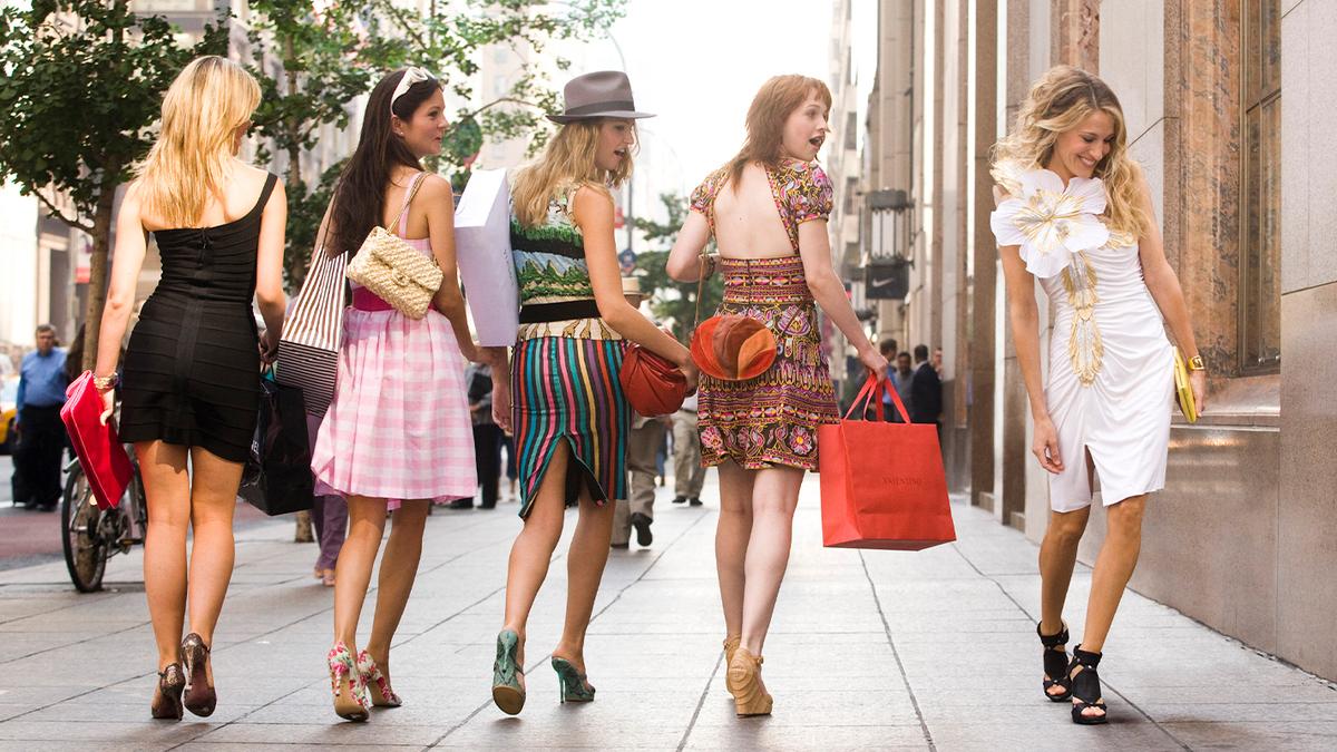 Для первых леди: фанаты «Секса в большом городе» создали энциклопедию моды